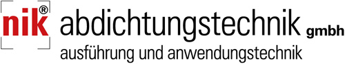 Logo Nik Abdichtungstechnik